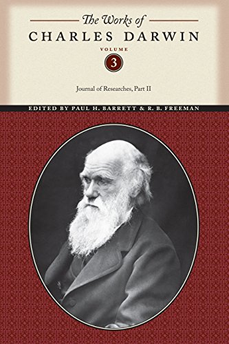 9780814717882: Journal of Researches (Part Two): 003 (The Works of Charles Darwin)