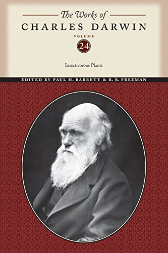 9780814718223: The Works of Charles Darwin, Volume 24: Insectivorous Plants