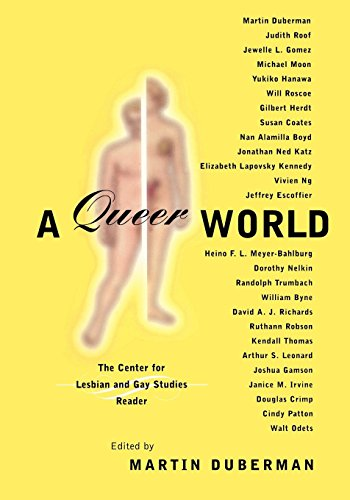 9780814718841: Queer Representations: Reading Lives, Reading Cultures : A Center for Lesbian and Gay Studies Book