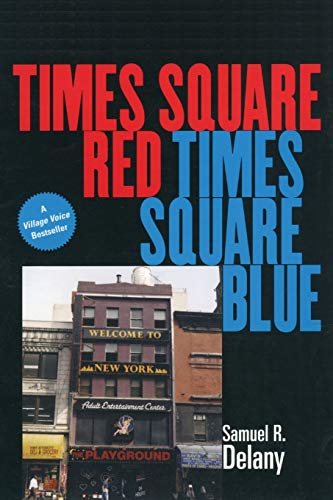 9780814719206: Times Square Red, Times Square Blue (Sexual Cultures)