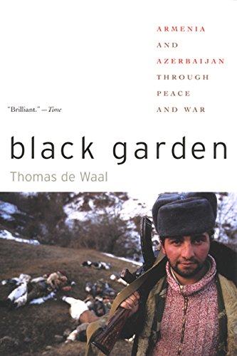 9780814719442: Black Garden: Armenia and Azerbaijan through Peace and War