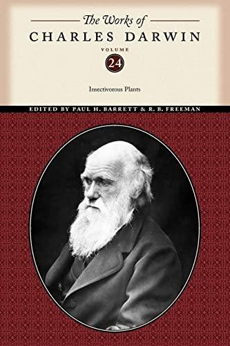 The Works of Charles Darwin, Volume 24: Darwin, Charles; Darwin,