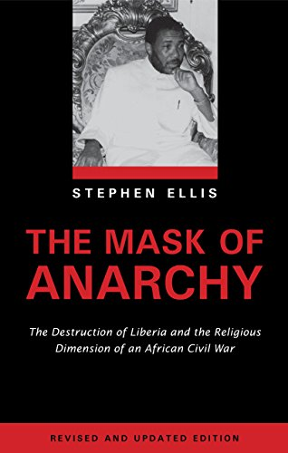 The Mask of Anarchy: The Destruction of: Ellis, Stephen