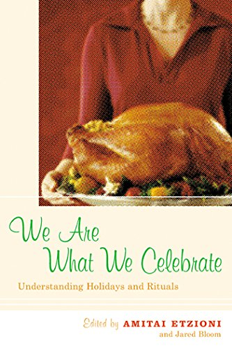 9780814722268: We Are What We Celebrate: Understanding Holidays and Rituals