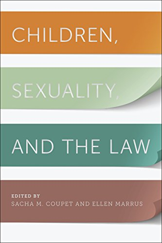 Children, Sexuality, and the Law (Hardback)