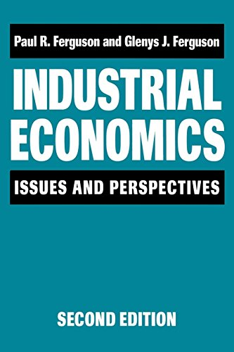 9780814726259: Industrial Economics: Issues and Perspectives (2nd edition)