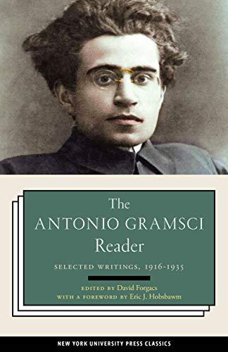 9780814727102: The Antonio Gramsci Reader: Selected Writings 1916-1935