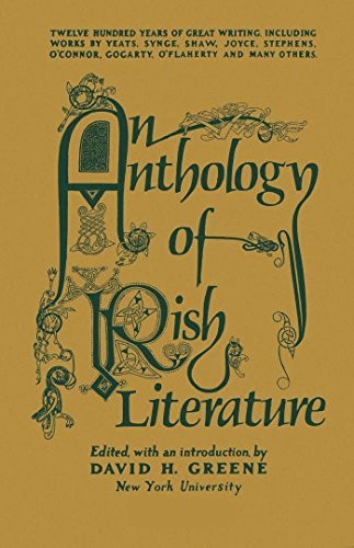 An Anthology of Irish Literature (2 Volume Set)
