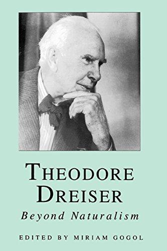 Theodore Dreiser: Beyond Naturalism: Miriam Gogol