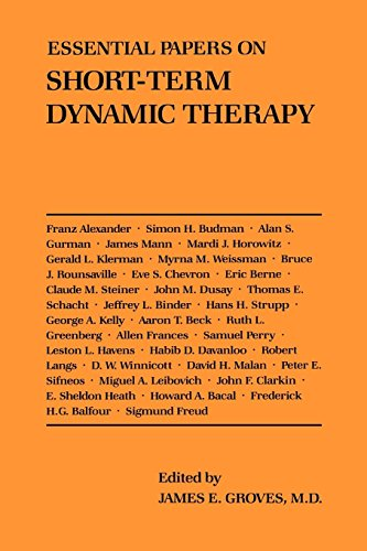 9780814730836: Essential Papers on Short-Term Dynamic Therapy (Essential Papers in Psychoanalysis)