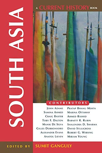 9780814731772: South Asia (Current History)