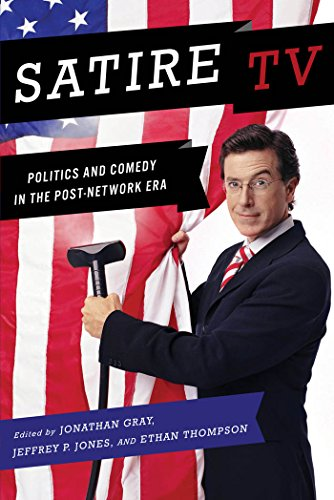 9780814731987: Satire TV: Politics and Comedy in the Post-Network Era