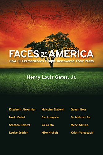 9780814732649: Faces of America: How 12 Extraordinary People Discovered their Pasts