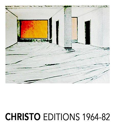 Christo Editions 1964-82: Javacheff, Christo