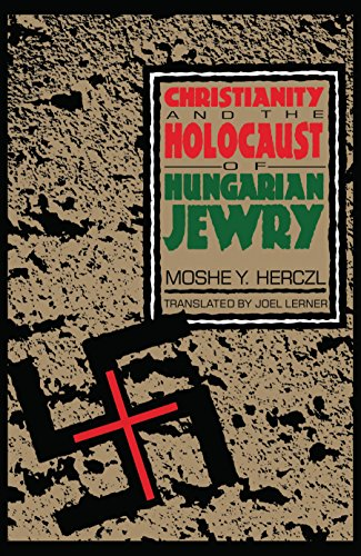 9780814735039: Christianity and the Holocaust of Hungarian Jewry