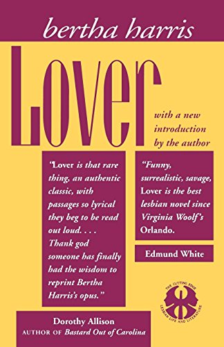 9780814735046: Lover (The Cutting Edge: Lesbian Life and Literature Series)