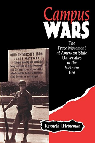 9780814735121: Campus Wars: The Peace Movement at American State Universities in the Vietnam Era