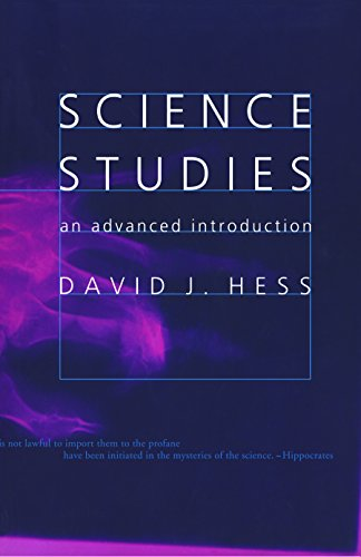 9780814735640: Science Studies: An Advanced Introduction
