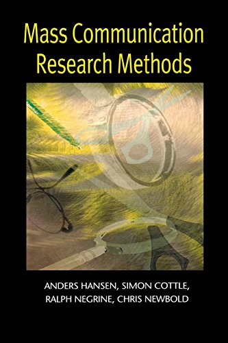 9780814735718: Mass Communication Research Methods