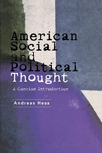 9780814736302: American Social and Political Thought: A Concise Introduction
