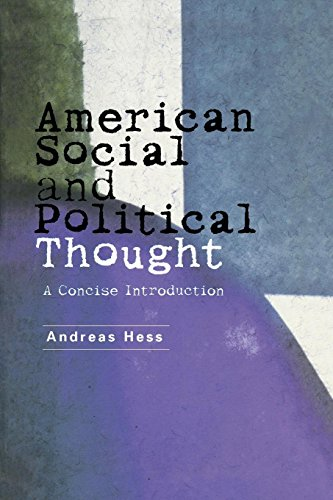 9780814736562: American Social and Political Thought: A Reader