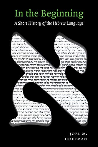 9780814736906: In the Beginning: A Short History Of the Hebrew Language