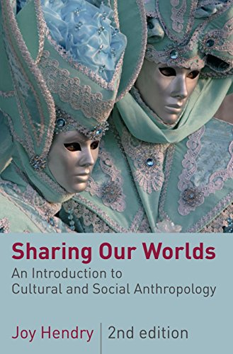 9780814737101: Sharing Our Worlds: An Introduction to Cultural and Social Anthropology