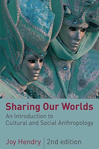 9780814737118: Sharing Our Worlds: An Introduction to Cultural and Social Anthropology