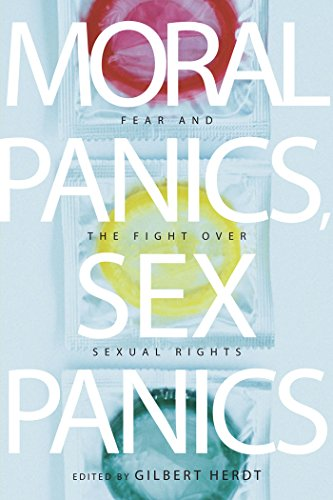 9780814737224: Moral Panics, Sex Panics: Fear and the Fight over Sexual Rights (Intersections)