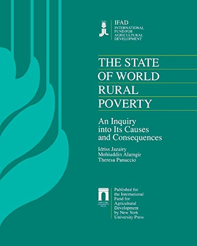 The State of World Rural Poverty An: Jazairy, Idriss and