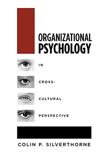 9780814740064: Organizational Psychology in Cross Cultural Perspective