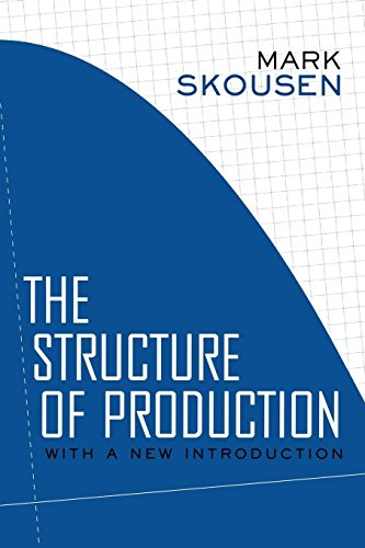 9780814740507: The Structure of Production