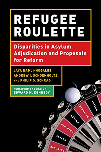 9780814741061: Refugee Roulette: Disparities in Asylum Adjudication and Proposals for Reform
