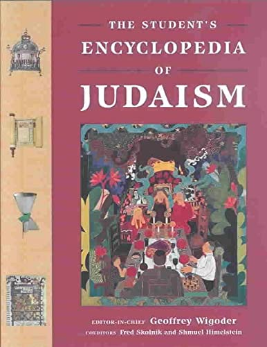 9780814742754: The Student's Encyclopedia of Judaism