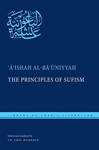 9780814745281: The Principles of Sufism (Library of Arabic Literature)