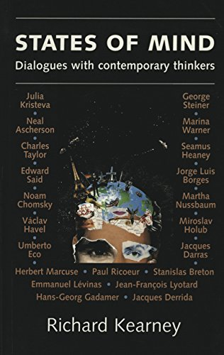 9780814746721: States of Mind: Dialogues with Contemporary Thinkers