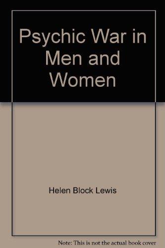 9780814749821: Psychic War in Men and Women
