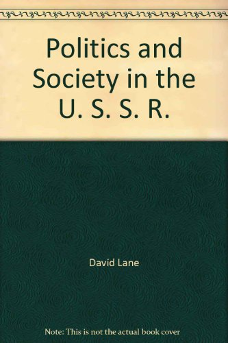 9780814749890: Politics and Society in the U. S. S. R.
