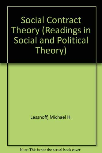 9780814750544: Social Contract Theory (READINGS IN SOCIAL AND POLITICAL THEORY)