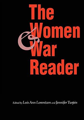 9780814751459: The Women and War Reader