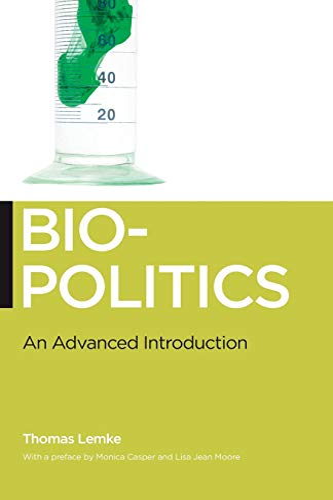9780814752425: Biopolitics: An Advanced Introduction (New York University Press)