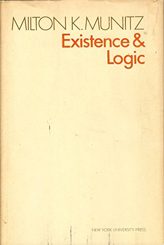 9780814753651: Existence and Logic