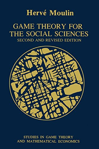 9780814754313: Game Theory for the Social Sciences (Studies in Game Theory and Mathematical Economics)