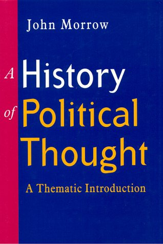 9780814754481: The History of Political Thought: A Thematic Introduction