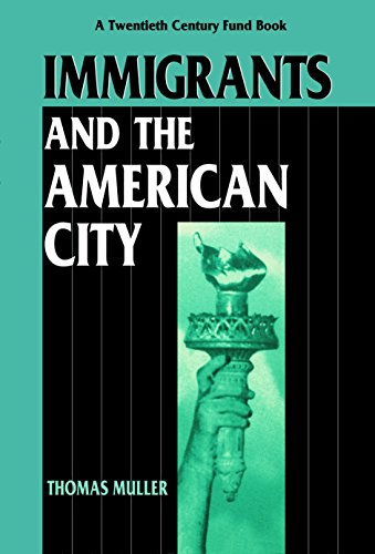 9780814754795: Immigrants and the American City (Twentieth Century Fund Book)