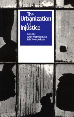 9780814755761: The Urbanization of Injustice