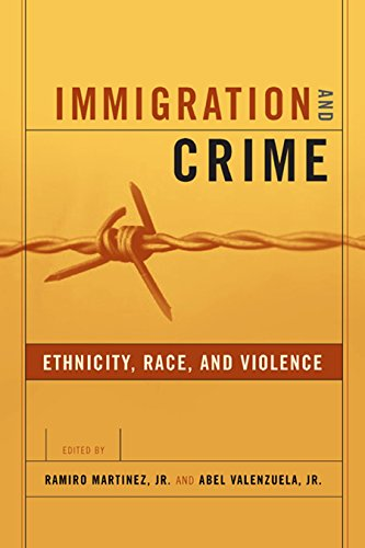9780814757055: Immigration and Crime: Ethnicity, Race, and Violence (New Perspectives in Crime, Deviance, and Law)