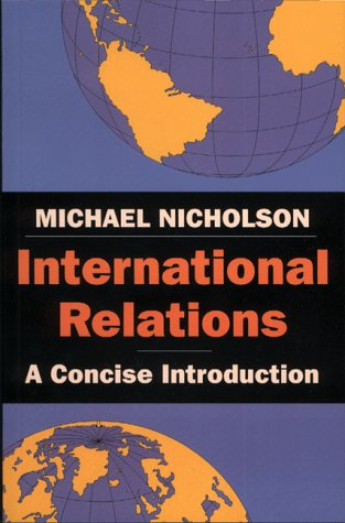 9780814758052: International Relations: A Concise Introduction