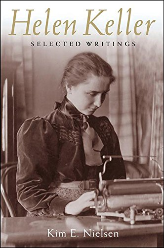 9780814758298: Helen Keller: Selected Writings (The History of Disability)