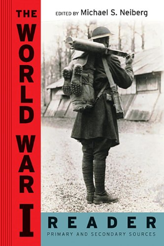9780814758335: The World War I Reader